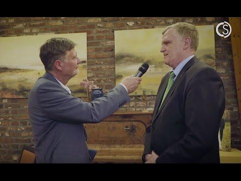 Corporate Security TV auf einer Veranstaltung der Friedrich-Naumann-Stiftung 2017 (4K Video)