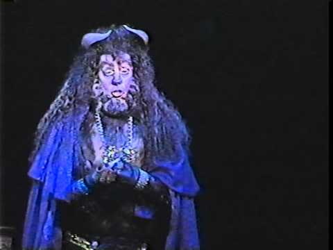 "BEAUTY AND THE BEAST Terrence Mann ""If I Can"