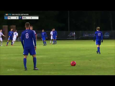 Presbyterian College Mens Soccer Highlights 2017