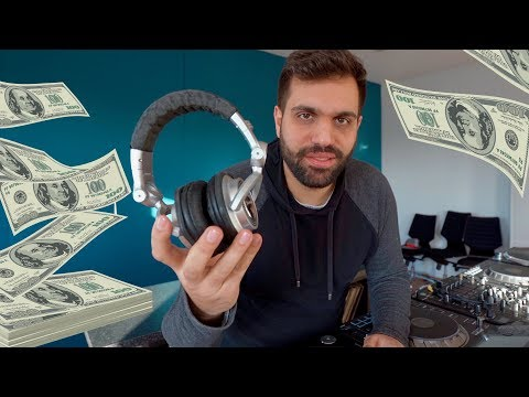 How much DJs actually earn