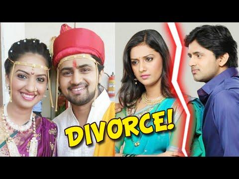 Tejashree Pradhan and Shashank Ketkar's Divorce! - Honaar Soon Mee Hyaa Gharchi - Zee Marathi Serial