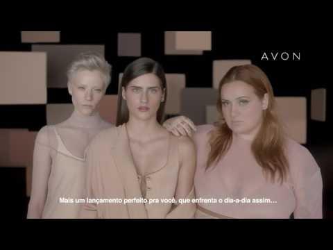 Lançamento Avon True Base Líquida Matte | Cara e Coragem