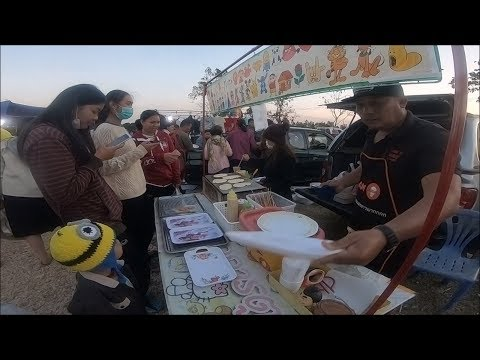 Asian Street Food 2018 in Thailand - Asian Food
