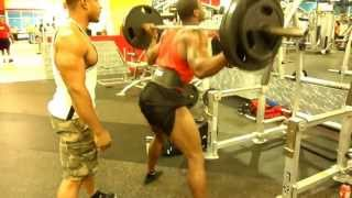 KRB Chance Mitchell & Raymond Walker We kill Legs