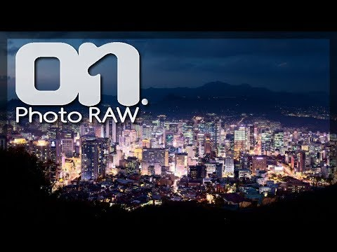 How To Create Panoramic Photos, Seoul Cityscape Retouch - ON1 Photo RAW Tutorial thumbnail