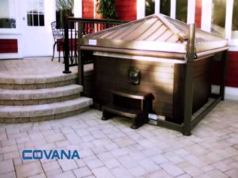 Covana Oasis Hot Tub Cover