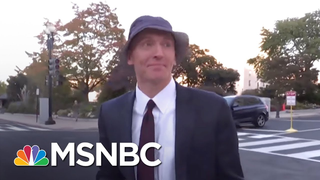 What Did Carter Page Know All In Msnbc