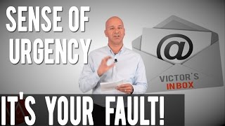 Create a Selling Sense of Urgency - I