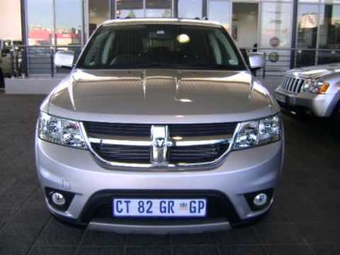 2013 DODGE JOURNEY 2.4 SXT Auto For Sale On Auto Trader South Africa