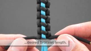How to Make a Thin (Thin Line) Solomon Bar Bracelet by TIAT