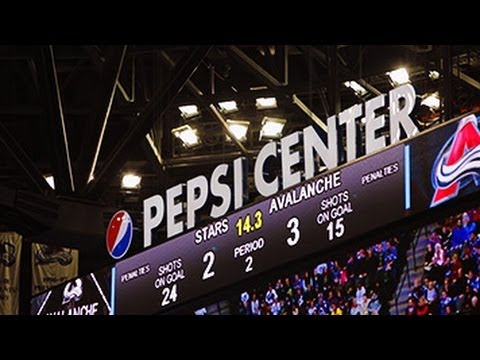 Pepsi Center (Denver) with Grass Valley Live Production Solutions