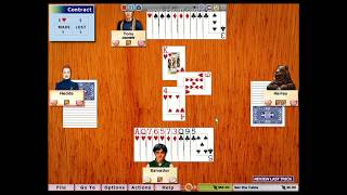 Hoyle Card Games 2008 Part 2: Go Fish, Bridge And Old Maid