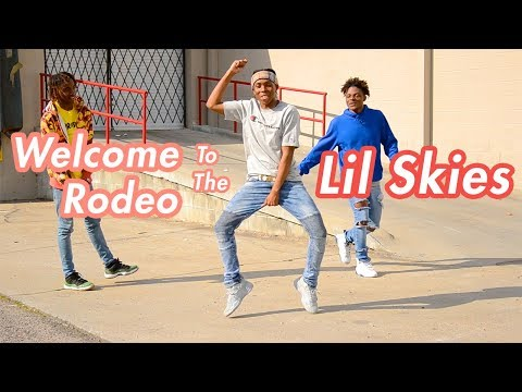 Lil Skies - Welcome To The Rodeo (Official NRG Video)