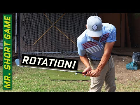 The Best Golf Swing Rotation Drill!