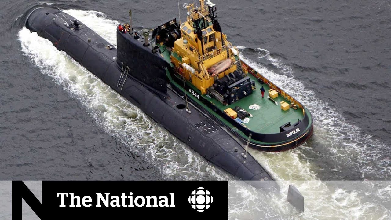 Majority of sub crew suffered PTSD, asthma after fire