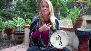 Three Keys of Drumming for Healing