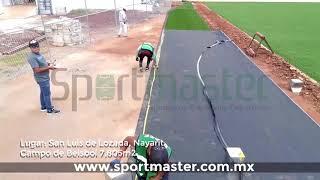 Campo de Beisbol Tepic Nayarit Sportmaster