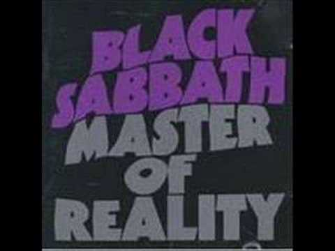 black sabbath - master of reality song 7