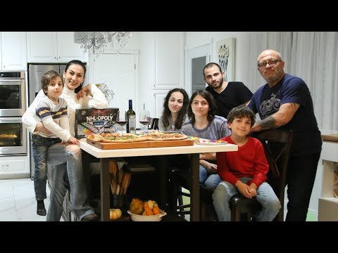 Пицца на День Рождения Шефа - Спасибо за Поздравления ♥️ - Рецепт от Эгине - Heghineh Cooking Show