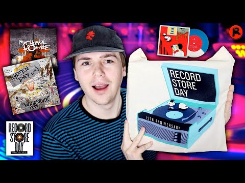 RECORD STORE DAY 2019 VINYL HAUL & EXPERIENCE Mp3