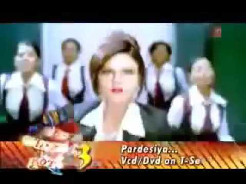 Pardesia yeh sach hai piya Feat Rakhi Sawant remix DJ Aqueel lyrics