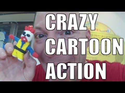 Crazy Cartoon Action: The Seoul Animation Center and Cartoon Museum