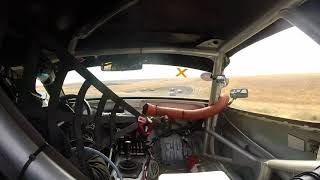 Lucky Dog Racing Saturday ORP CW. Race Invaders Miata