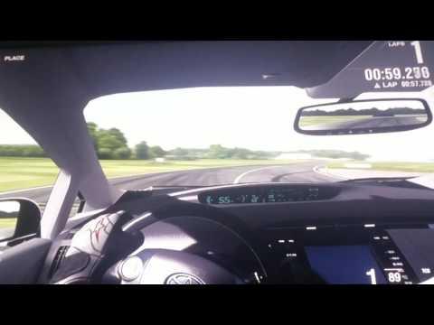 Worlds Loudest Electric Car! (Forza Motorsport 4)