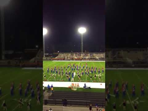 Armstrong River Hawks Marching Band Spirit