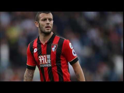 Jack Wilshere vs Everton 16/17 [VIMEO LINK IN DESCRIPTION]