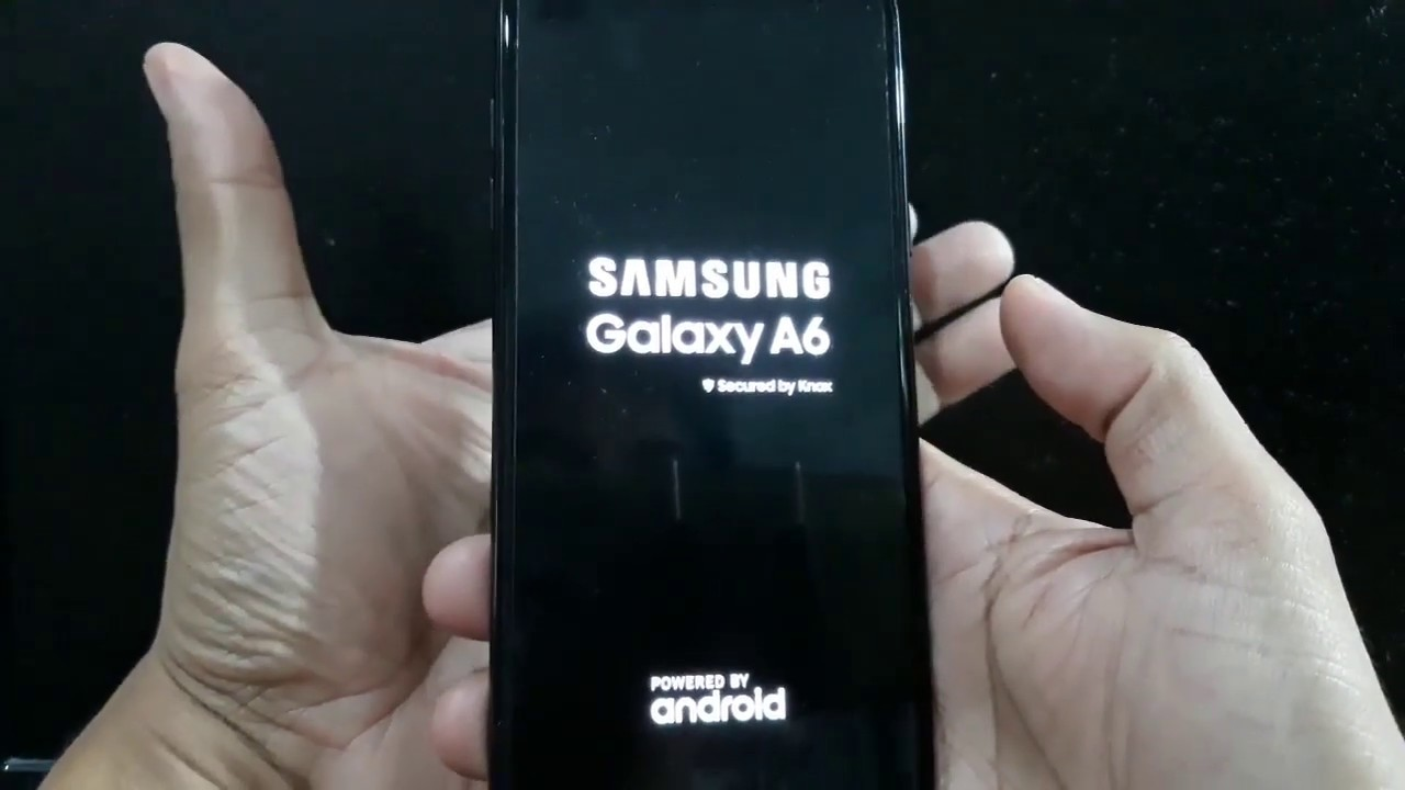 Samsung Galaxy A6 2018 Download Mode Android 9 Pie