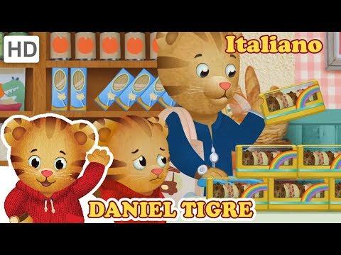 Daniel Tiger in Italiano - Non Puoi Averlo | Video per Bambini