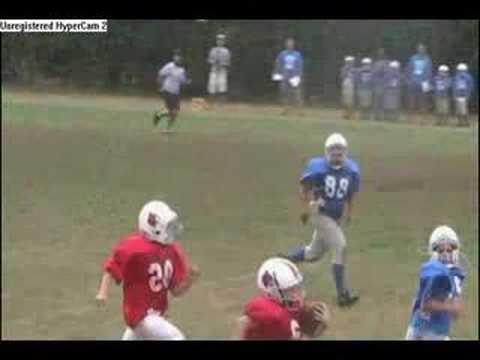 SCYF Cardinals 2007- Cards VS. Colts Highlights