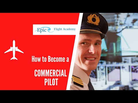 How do I Become a Pilot? - We will tell you how and can even