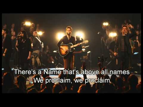 Jesus Reigns - New Life Worship (with Lyrics) New 2013 Song