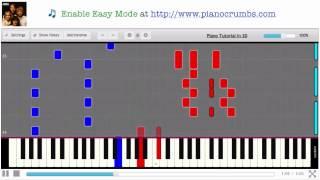 ABBA - Money Money Money - Piano Cover & Tutorial