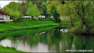 Reisebericht Camping Au an der Donau (Oberösterreich) April 2014