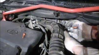 видео Замена вакуума на ВАЗ 2110, 2111 и 2112