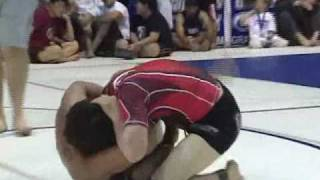 Master Robson Moura's Total Domination At Grapplers Quest Las Vegas!