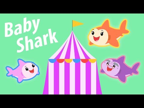 Baby Shark Carnival and More | MOMMY DADDY SHARK | Baby Songs from Mother Goose Club!