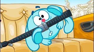 ТОП-10 лучших азбук - Сборник | Смешарики 2D. Обучающие мультфильмы