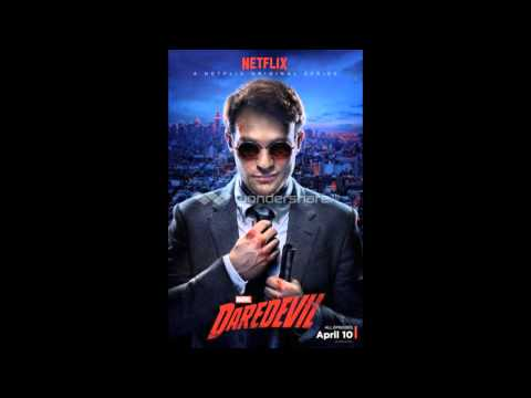 Marvel Studios Release Offcial Motion Poster for Daredevil Netflix Series