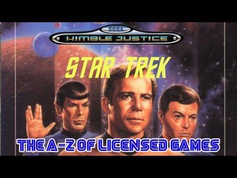 Top 10 Star Trek Games  - Kimble Justice