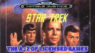 Top 10 Star Trek Games  - Kimble Justice