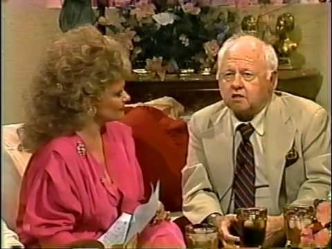 PTL Club: Tammy Faye with Mickey Rooney