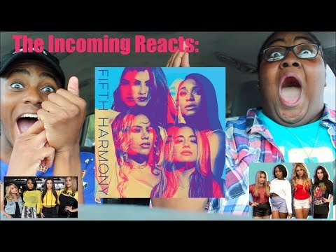 FIFTH HARMONY BY FIFTH HARMONY | ALBUM REACTION