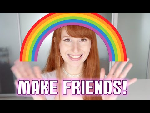 How to Make Friends in a Crowd of Strangers from YouTube · Duration:  1 minutes 52 seconds