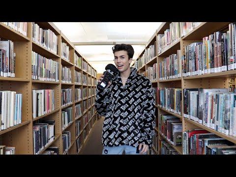 ASMR at the Library
