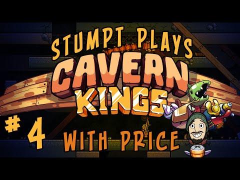 Stumpt Plays - Cavern Kings - #4 - Difficult Terrain!