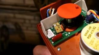 Ремонт 3-х ходового клапана отопления.